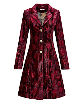 Joe Browns Perfect Velvet Coat