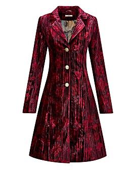 Joe Browns Perfect Velvet Coat