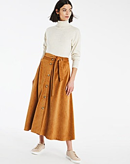 Joe Browns Belted Coord Skirt