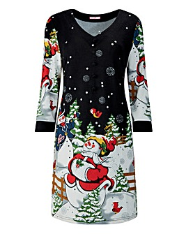 Joe Browns Festive Fun Tunic