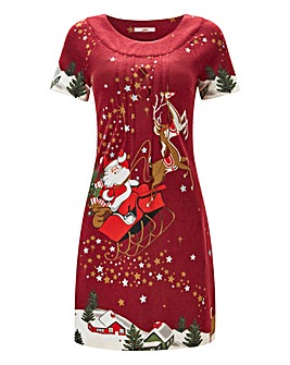 Joe Browns Santas Sleigh Tunic