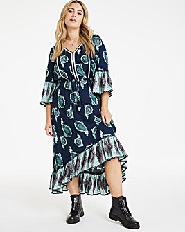 Joe Browns Stunning Paisley Maxi Dress