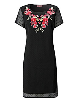 Joe Browns Spanish Rose Tunic