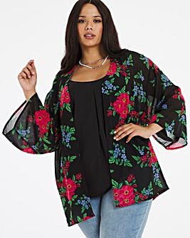 Cami & Kimono Set