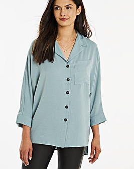 Dropped Shoulder Shirt