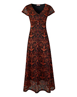 Joe Browns Floral Lace Dress