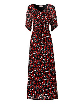 Joe Browns Fabulous Animal Maxi Dress