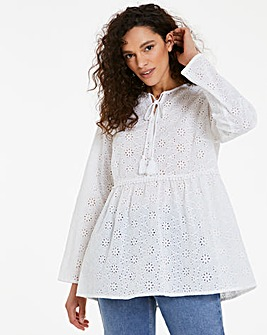 Joe Browns Broderie Anglaise Blouse