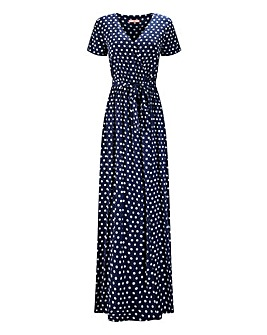 Joe Browns Polka Dot Wrap Dress