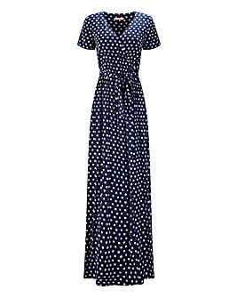 Joe Browns Polka Dot Wrap Dress