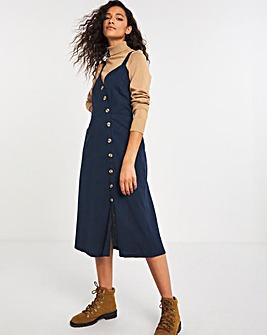 Joe Browns Linen Mix Dress