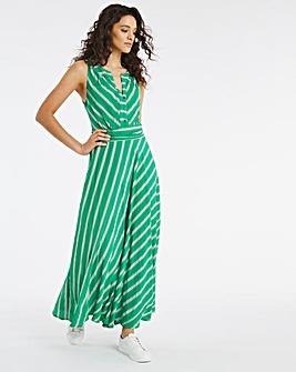 Joe Browns Stripe Maxi Dress