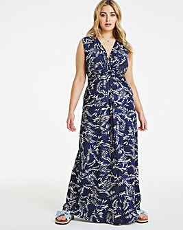 Joe Browns Printed Maxi Dress