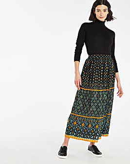 Joe Browns Printed Maxi Skirt