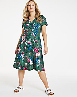 Joe Browns Midi Wrap Dress