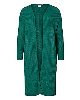 Junarose Long Knit Cardigan