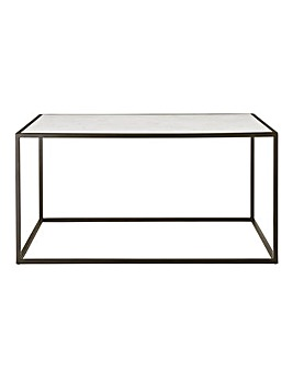 Marble Rectangular Coffee Table