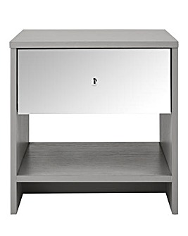 Taylor Mirror Front Side Table