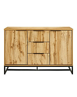 Soho 2 Door 3 Drawer Sideboard