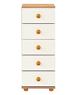 Aspen 5 Drawer Chest