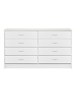Darwen 4+4 Drawer Chest