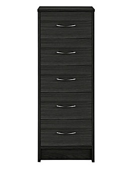Darwen 5 Drawer Narrow Chest
