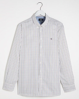 Hackett Brushed Check Shirt