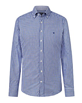 Hackett Flannel Check Shirt