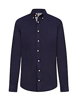 Hackett Brushed Flannel Shirt