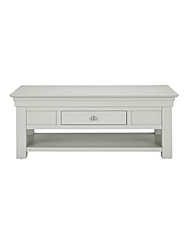 Malvern Grey Coffee Table