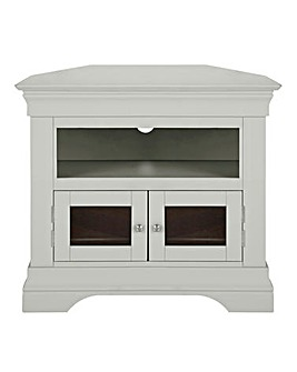 Malvern Grey Corner TV Unit