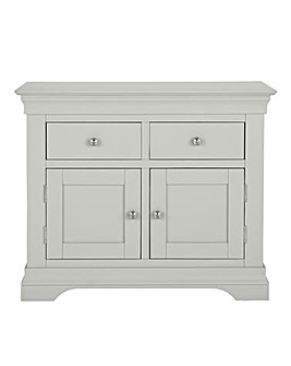 Malvern Grey Small Sideboard