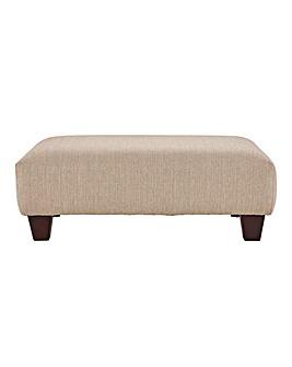 Harper Fabric Footstool