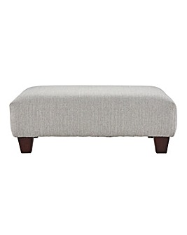Harper Fabric Footstool