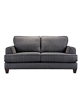 Harper Fabric 2 Seater Sofa