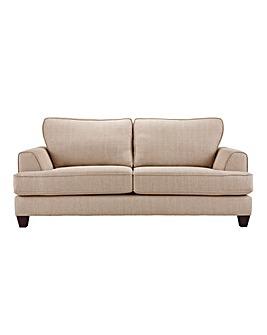 Harper Fabric 3 Seater Sofa