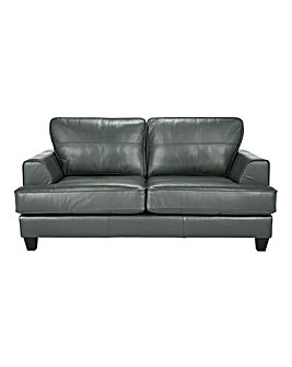 Harper Leather 2 Seater Sofa