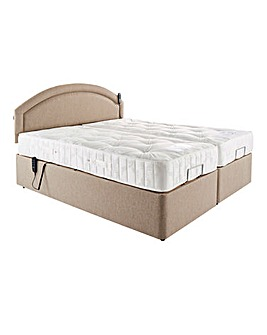 Mi-Bed Adjustable Bed with Headboard