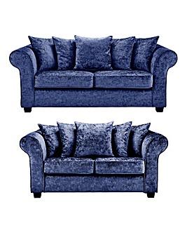 Jocelyn Pillowback 3 Plus 2 Seater Sofa