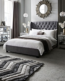 Rochelle Bedstead with Memory Mattress