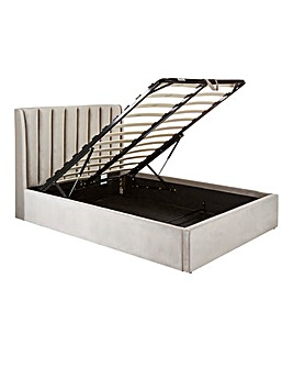 Porto Storage Bedstead Quilted Mattress