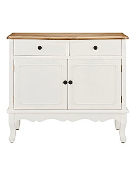 Arielle 2 Door 2 Drawer Sideboard