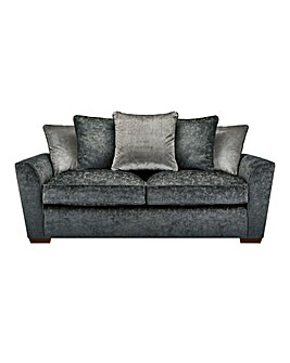 Noelle Pillowback 3 Seater Sofa