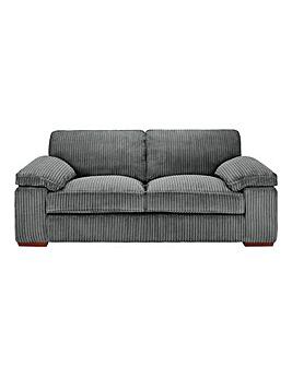 Mirah Jumbo Cord 3 Seater Sofa