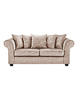 Jocelyn Pillowback 3 Seater Sofa