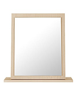 Richmond Ready Assembled Dressing Table Mirror