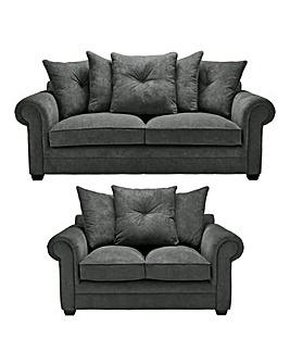Kendrick 3 Seater plus 2 Seater Sofa