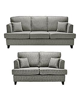 Radcliffe 3 Seater plus 2 Seater Sofa