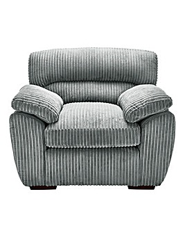 Adria Jumbo Cord Chair
