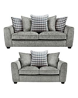 Blakely 3 Seater plus 2 Seater Sofa
